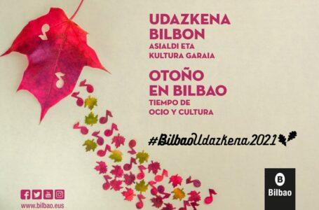 La agenda cultural del Ayuntamiento de Bilbao para la semana que viene (del lunes, día 25, al domingo, día 31 de octubre)